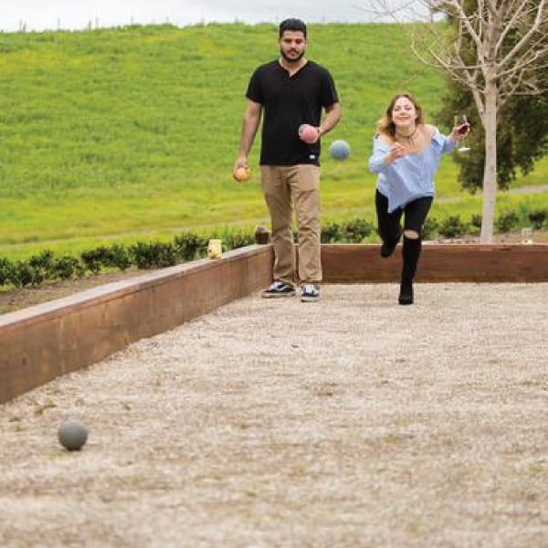 Play a Game of Bocce