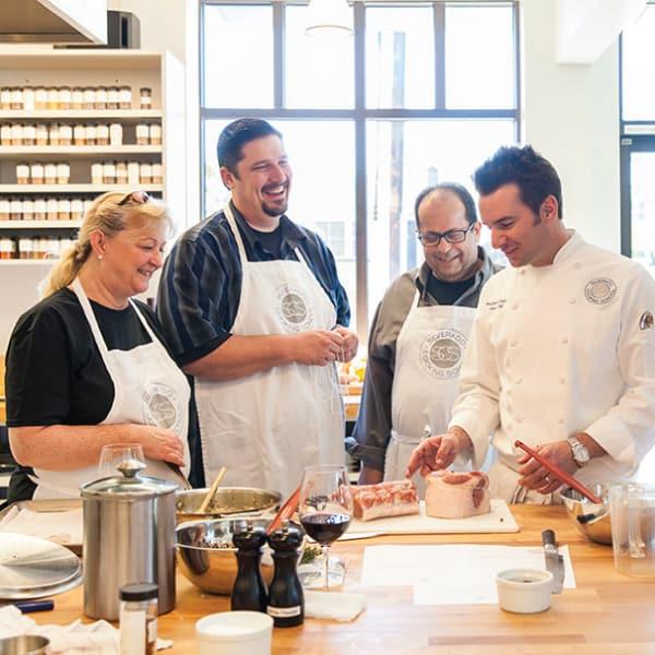 Hone Your Chef Skills
