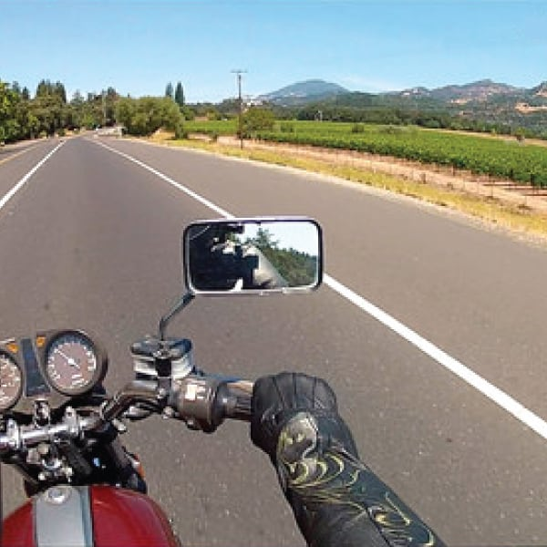 Tour Napa by Motorcycle