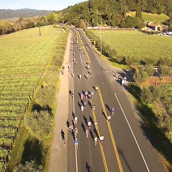 Run (or Spectate) a Marathon