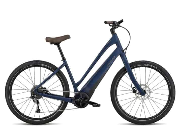 Specialized Turbo Como Electric Bike used for Napa Electric Bike Tour