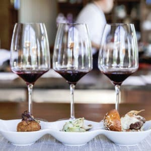Try a Food & Wine Pairing