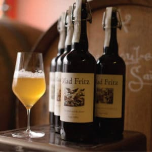 Ditch the Wine for Beer