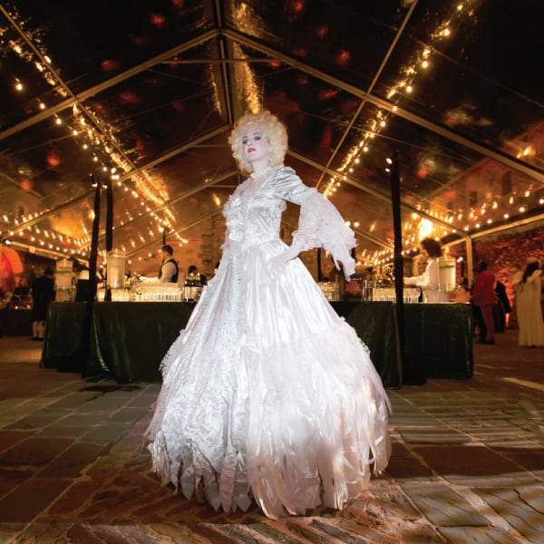 Attend a Halloween Winery Ball