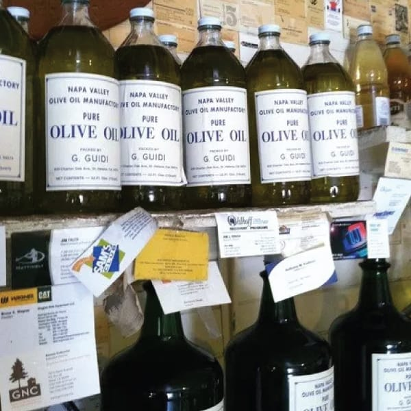 Taste Locally Made Olive Oil