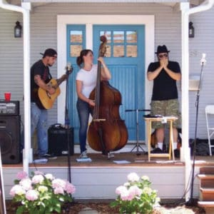 Rock Out at Napa Porchfest