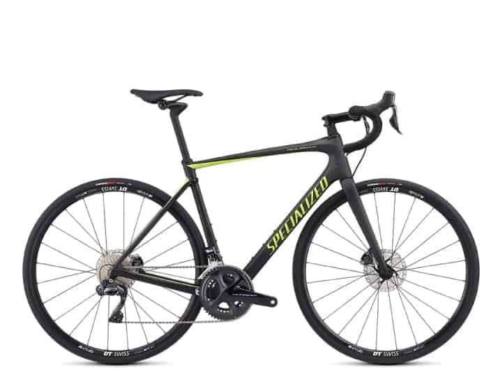 Specialized Roubaix Ultegra Di2 road bike with electronic shifting