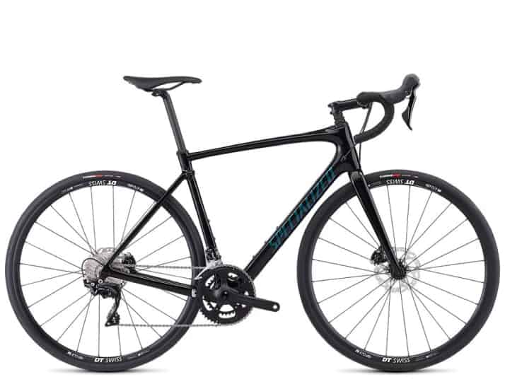 Specialized Roubaix carbon-fiber road bike