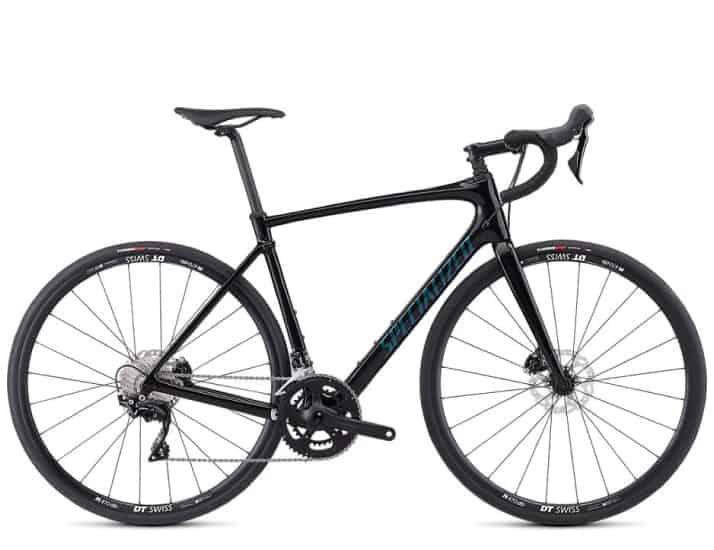 Specialized Roubaix carbon-fiber road bike