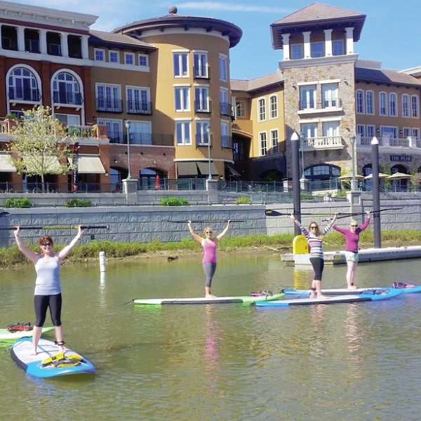 SUP or Kayak the Napa River
