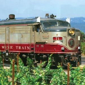 Ride the Napa Wine Train