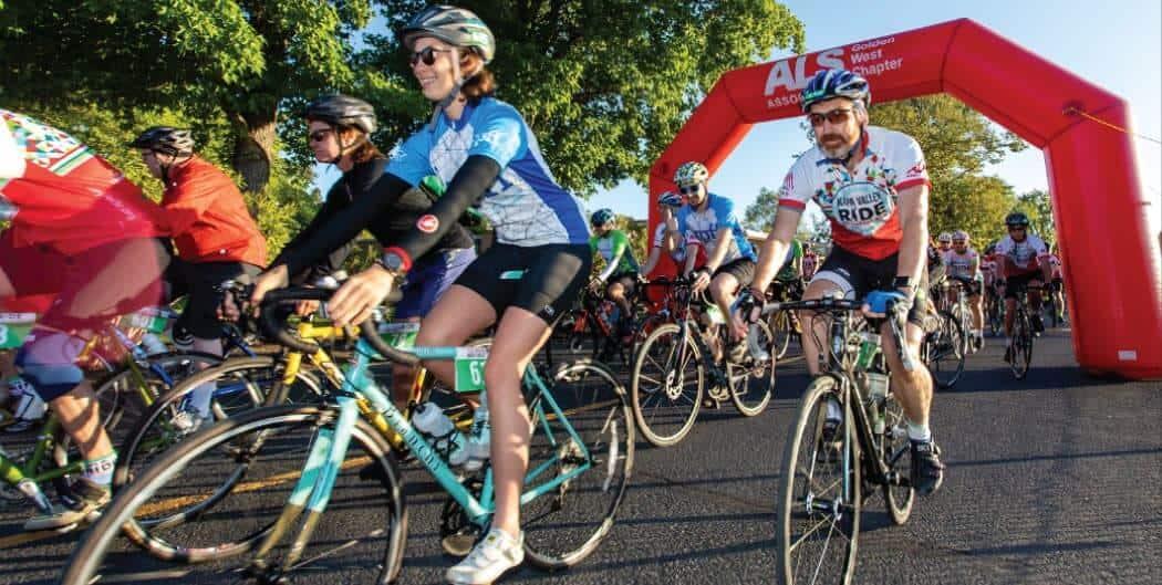 Napa Valley Ride to Defeat ALS