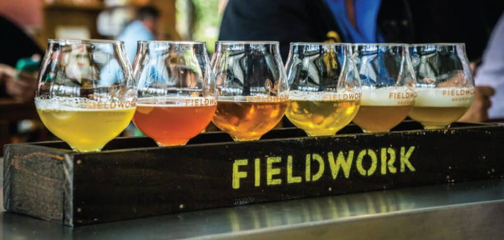 Fieldwork Brewing Company at Oxbow Market