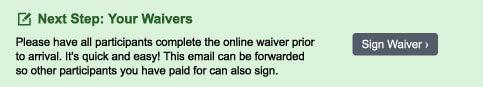Sign eWaiver