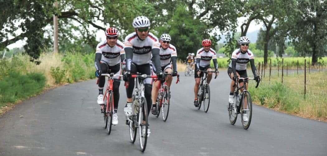 Napa Valley Tour De Cure